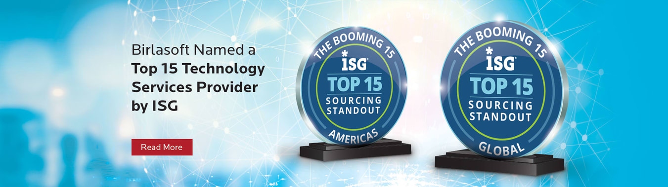Birlasoft Named a Top 15 Technology Services Provider by ISG