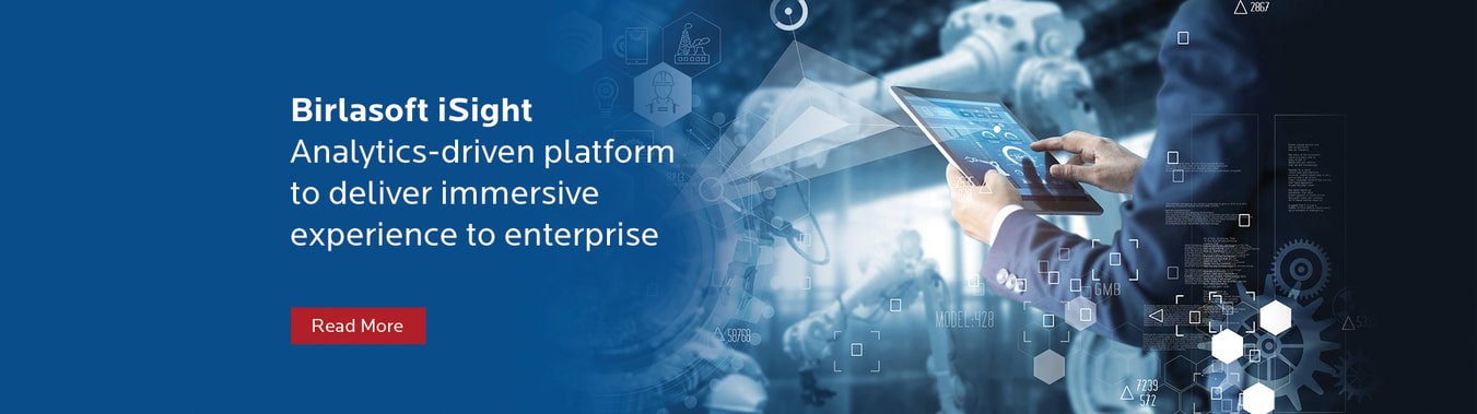 Analytics-driven platform to deliver immersive experience to enterprise