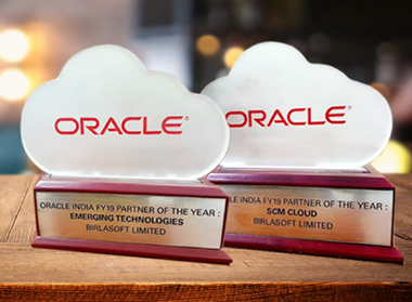 Birlasoft Wins Two Oracle Excellence Awards for 2019