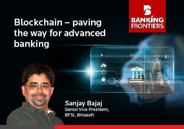 Blockchain – paving the way for advanced banking