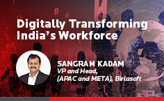 Digitally transforming India's Workforce