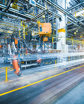 Combating the COVID-19 crisis with automation in the manufacturing world