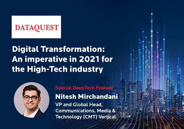 Digital Transformation: An imperative in 2021 for the High-Tech industry