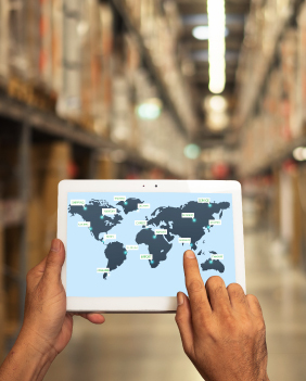 Embedding technology in Supply Chains