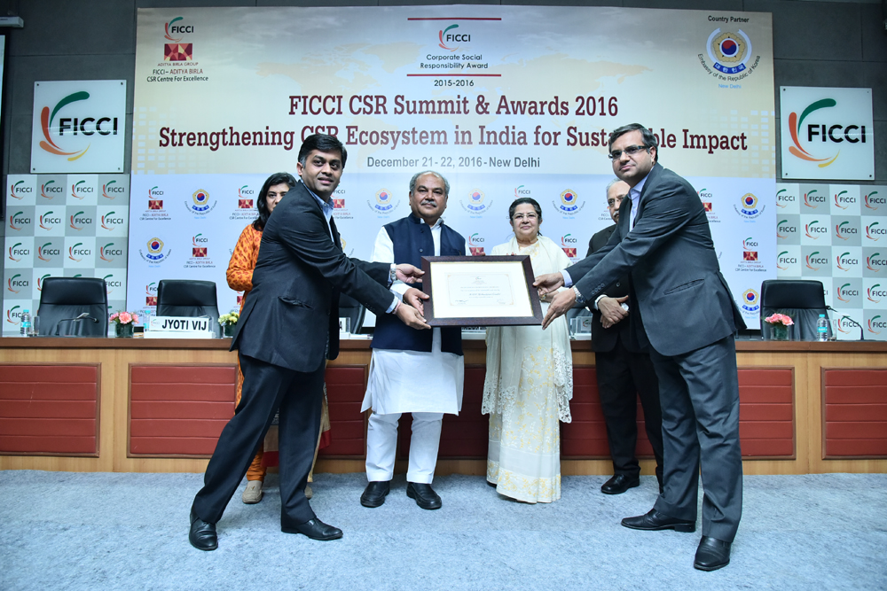 KPIT's water conservation project wins FICCI special jury award