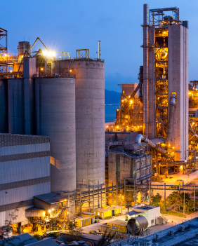 COVID-19, cement industry, and digital transformation: Connecting the dots