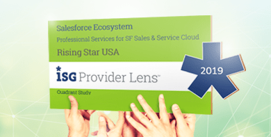 Birlasoft Recognized as a Rising Star USA in the Salesforce Ecosystem by ISG