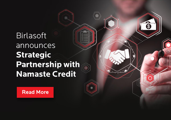 Birlasoft announces Strategic Partnership with Namaste Credit