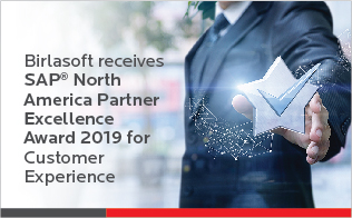 SAP North America Partner Excellence Award 2019