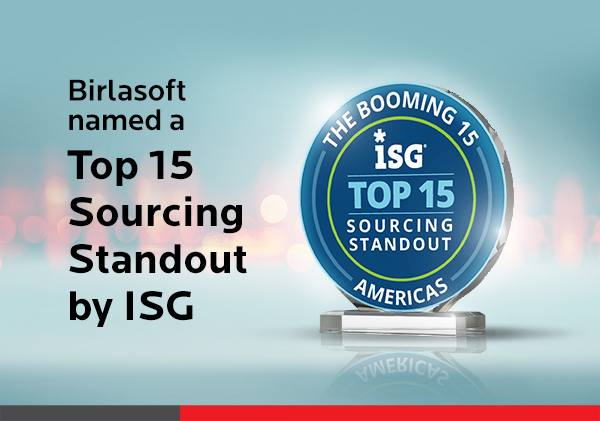 Birlasoft Named a Top 15 Sourcing Standout by ISG