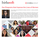 Women at Birlasoft
