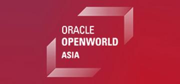 Oracle OpenWorld Asia