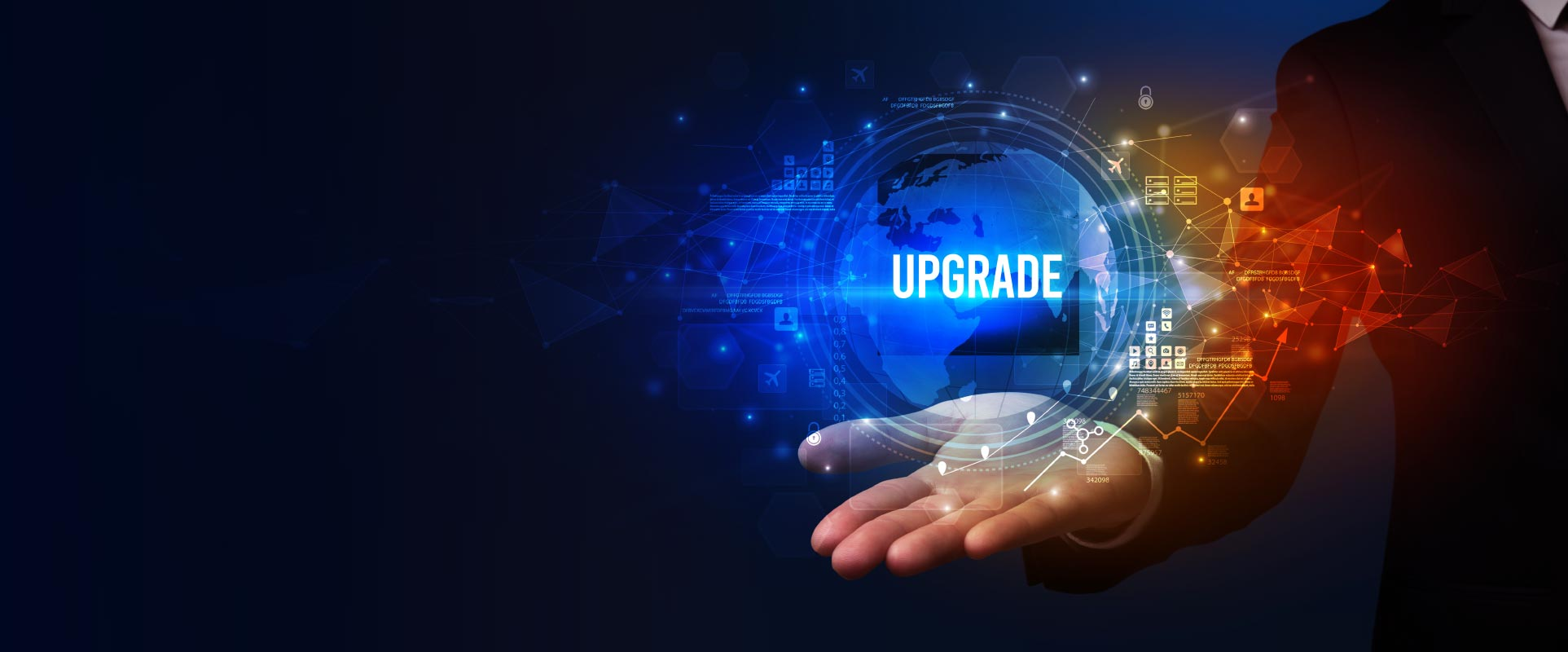 Oracle E-Business Suite upgrade