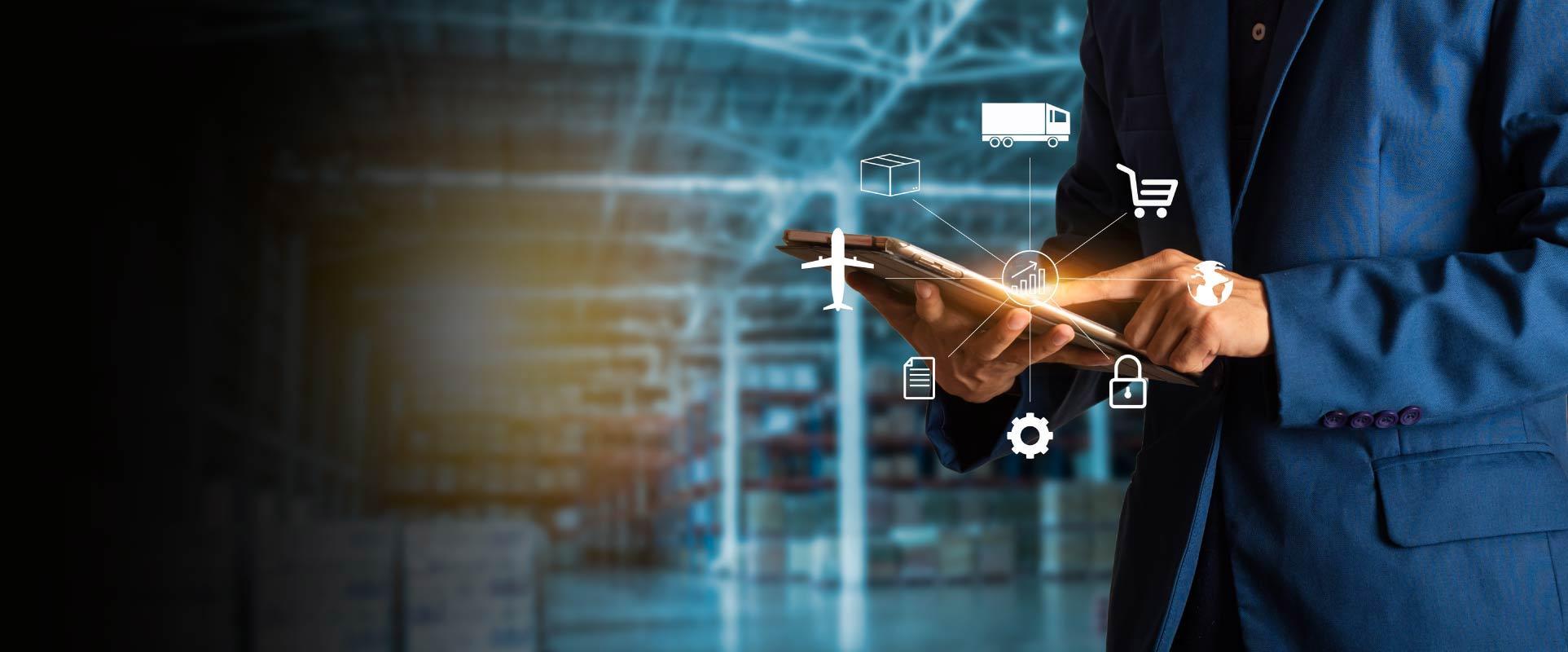 Supply Chain Management Cloud