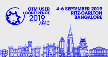 OTM User Conference APAC 2019