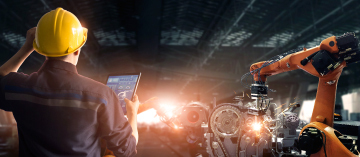 Webinar: Virtual Engineering Week: Smart Manufacturing: Robotics & AI