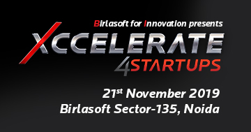 Birlasoft for Innovation presents Xccelerate 4 Startups